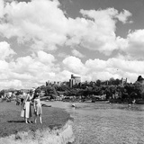 Windsor Castle  Berkshire  1952