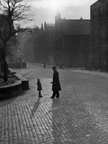 Edinburgh street scenes  1930s