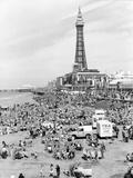 Blackpool tower  1894
