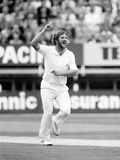 The Ashes England V Australia 4th Test Match at Edgbaston 1981
