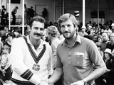 England V Australia 6th Test Match of the Ashes at the Oval 1981