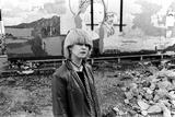Toyah Wilcox Photographed in Covent Garden  1979