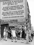 Divided Berlin 1953