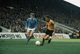 Manchester City V Wolverhampton Wanderers  1972