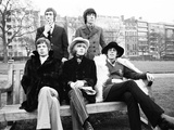 The Rolling Stone at Green Park for press conference  1967