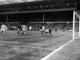 Manchester United V Leicester  1963