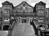 Aston Villa football stadium  1969