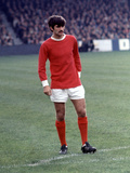 George Best Manchester United Football Player 1967