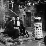 Actor William Hartnell - the First Doctor  1965