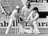England V Australia: 5th Cornhill Test Edgbaston  1985