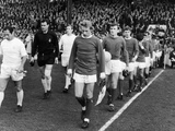 Real Madrid and Manchester United  1968