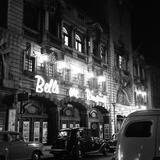 Coliseum Theatre  St Martin's Lane in London's West End April 1958