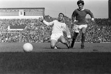 Manchester United Footballer George Best in Action 1964