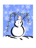 Silly Snowmen I