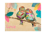 Band of Inspired Birds I (Love)