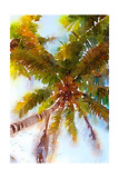 Watercolor Palms II