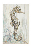 Antique Sea Horse I
