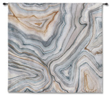 Agate Abstract II Wall Tapestry - Large