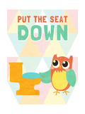 Put the Seat Down