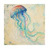 Creatures of the Ocean I Giclée premium par Patricia Pinto