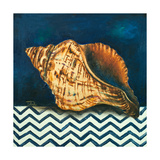Elegance of the Sea I Giclée premium par Patricia Quintero-Pinto