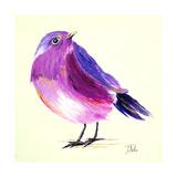 Purple Bird I