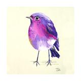 Purple Bird II