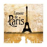 L'amour de Paris Gold