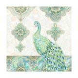Emerald Peacock II