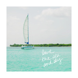 Sailing Along the Island II
