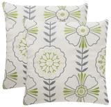 Flower Power Pillow Pair