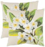 Daffodil Pillow Pair