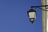 Streetlamp  La Flotte  Il De Re  France