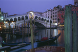 Rialto Bridge Venice 1588