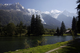 Chamonix  Overlooked by the Mont-Blanc Massif  Haute-Savoie  France