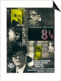 Federico Fellini's 8 1/2  1963