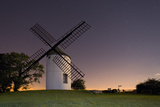 Ashton Windmill Is a Historic Hilltop Building  and Flour Mill in Chapel Allerton