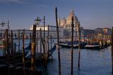 Santa Maria Della Salute and the Customs House Grand Canal Venice