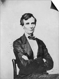 Abraham Lincoln  Candidate for US President