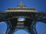 Eiffel Tower  Paris  1889