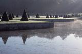 Gardens  Chateau De Fontainebleau  France