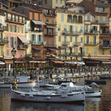 Harbour at Villefranche  Cote D'Azur