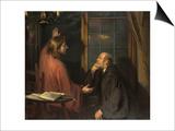 Nicodemus and Christ