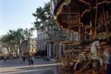 Avignon  Square - Provence  France
