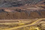 Outback Mines Aerial  Australia