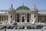 Main Facade  Grand Palais  Paris  France