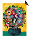 Sugar Skull Bouquet