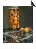 The Peach Glass  1866
