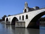 Avignon  Pont D Avignon  Pont St Benezet - Provence  France