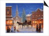 Christmas in Pleasantville